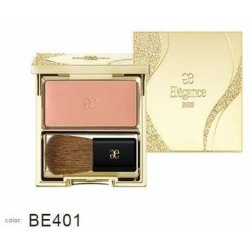 Albion Japan, Elegance Emotional Face BE401, Face Color with case & brush, New