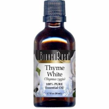 Thyme White Pure Essential Oil (1.70 oz, ZIN: 406733) - 2-Pack