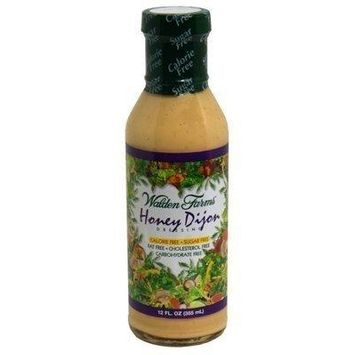 Walden Farms Calorie Free Dressing Honey Dijon -- 12 fl oz by Walden Farms