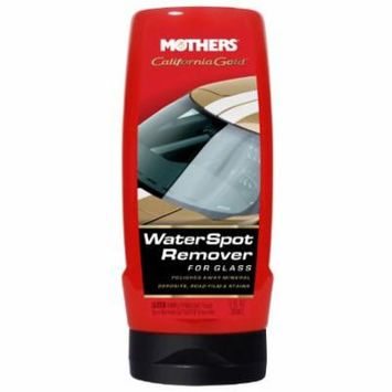 Mothers 06712 California Gold Water Spot Remover for Glass - 12 oz.
