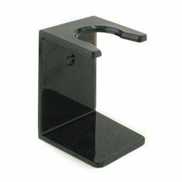 The Art Of Shaving Brush Stand - Black - 1pc