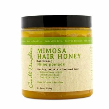 Carol's Daughter Mimosa Hair Honey Shine Pomade (For Dry, Brittle & Textured Hair) - 226g/8oz