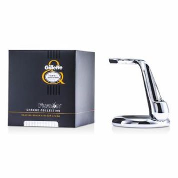 The Art Of Shaving Fusion Chrome Collection For Shaving Brush & Razor Stand - 1pc