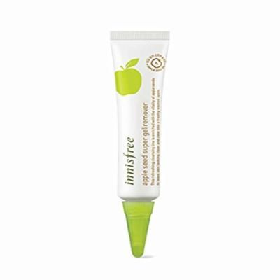Innisfree Apple Seed Super Gel Remover 15ml, Point Makeup Exclusive Remover