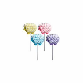 Spring Sheep Lollipops 12 Count