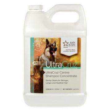 UltraCruz Dog Shampoo Concentrate, 1 gallon
