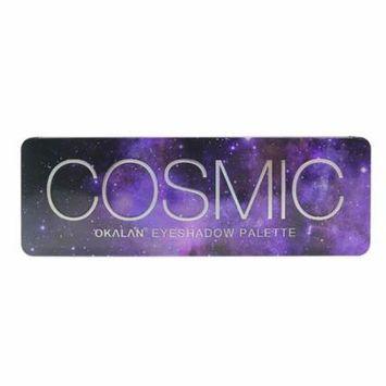 (6 Pack) OKALAN Cosmic Eyeshadow Palette