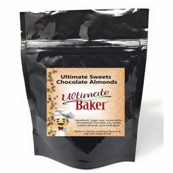Ultimate Sweets Dark Chocolate Almonds (1x1lb)