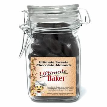 Ultimate Sweets Dark Chocolate Almonds (1x7oz)