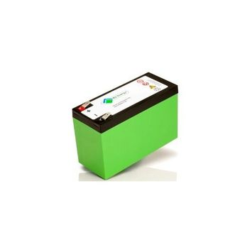 K2 Energy K2B12V10EB 12V 10Ah Lithium Iron Phosphate Battery BMS