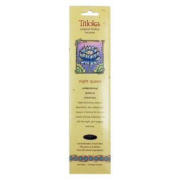 Original Herbal Incense Night Queen - 10 Stick(s)