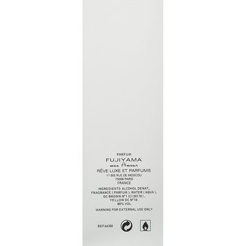 Succes De Paris Fujiyama Mon Amour Women Eau De Parfum Spray, 3.3 Ounce