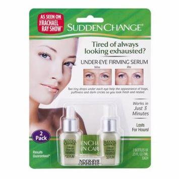 Sudden Change Under Eye Firming Serum, Twin Pack - 0.23 Oz, 6 Pack