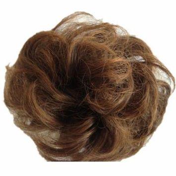 Kapmore Synthetic Wig Hair Bun Elastic Hair Bun Extension Hair Bun Hairpiece Hair Beauty Accessories for Women Ladies Girls