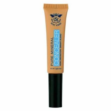 Ruby Kiss High Definition Pure Mineral Concealer - 0.42 oz (Golden Honey)