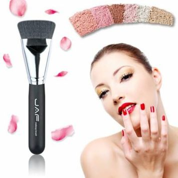 JAF 18SKYE Face Makeup Brush Synthetic Hair Flat Blending Brush Cosmetic Tool