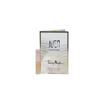 ALIEN SUNESSENCE by Thierry Mugler - GOLD AMBER LIGHT EDT SPRAY VIAL ON CARD (LIMITED EDITION) - WOMEN