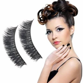 Luxurious 100% Real Mink Natural Thick Soft Eye Lashes False Eyelashes