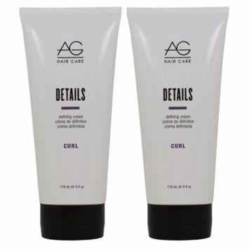 AG Hair Curl Details Defining Cream 6 oz
