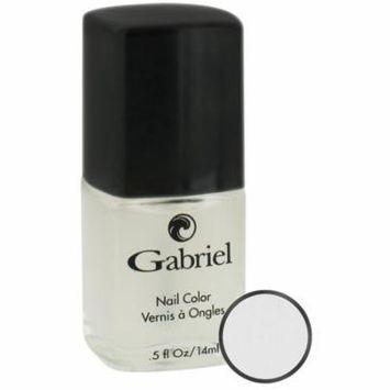 Gabriel Cosmetics Inc. Nail Color Base Coat, 0.5 Ounces