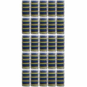 Schick Hydro 5 Sensitive Refill Razor Blade Cartridge - Lot of 100 - Bulk