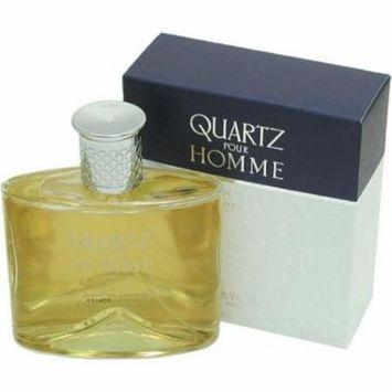 6 Pack - Quartz Quartz Pour Homme, Eau De Toilette Spray 3.3 oz