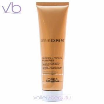L'Oreal Professionnel Serie Expert Nutrifier Blow Dry Cream 150ml NEW