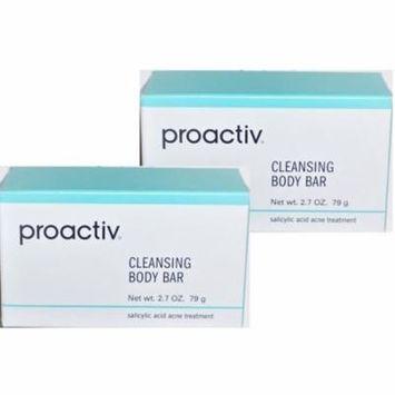 Proactiv Cleansing Body Bar Duo, 2.7 oz