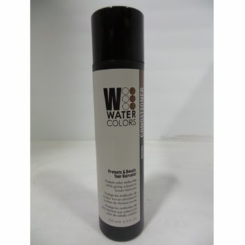Tressa Water Colors Brown Conditioner, 250 ml / 8.5 oz-Pack of 3