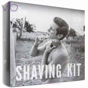 American Crew Shaving Kit Fathers Day Essential Duo