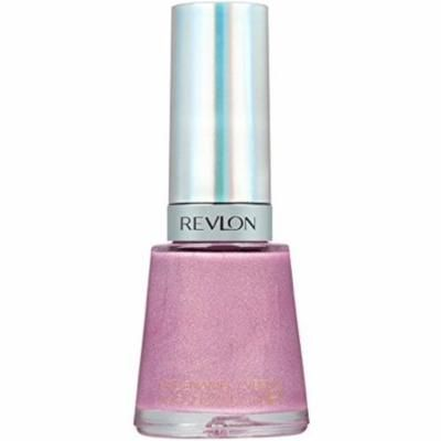 2 Pack - Revlon Nail Enamel Mirror & Halo Collection, Galactic Pink 0.5 oz