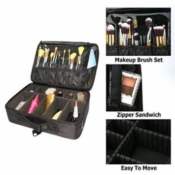 Zimtown Portable Professional Makeup Bag 16