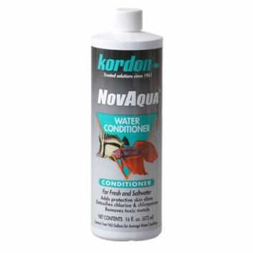 Kordon NovAqua Water Conditioner 16 oz - Pack of 10
