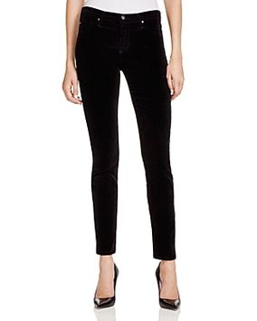 Ag Prima Corduroy Jeans in Sulfur Dark Moss - 100% Bloomingdale's Exclusive
