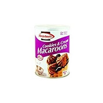 Manischewitz Cookies 'n Cream Macaroons 10oz tin