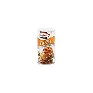 Manischewitz Matzo Farfel Canister, 14 Ounce, Non-GMO, All Natural, No Sodium