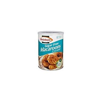 Manischewitz Sugar Free Macaroons Coconut Kosher For Passover 10 oz Pack of 3.