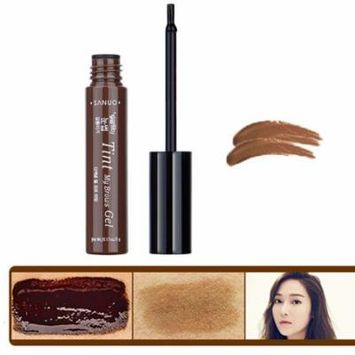 SANUO Professional Use Women Facial Makeup Cosmetic Eyebrow Cream Gel Tool