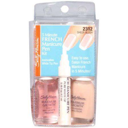 Sally Hansen® 5 Minute French Manicure Pen Kit