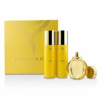 Goldea Coffret: Eau De Parfum Spray 50ml + Body Milk 200ml + Bath & Shower Gel 200ml-3pcs