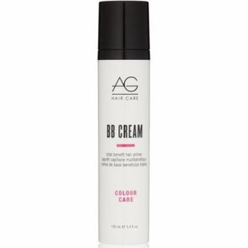 6 Pack - AG Hair Care BB Cream Total Benefit Hair Primer 3.4 oz