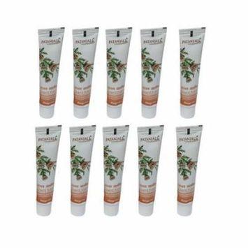 10 x Patanjali Dant Kanti Toothpaste Dental Cream 100gm (Pack of 10)