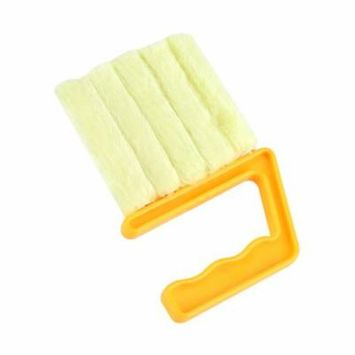 EECOO Detachable Window Blinds Air Conditioning Vent Louver Cleaning Brush Louver Cleaning Brush Window Blinds Cleaning Brush