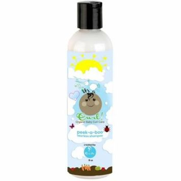 3 Pack - It's a Curl Curl Peek-A-Boo Tearless Shampoo 8 oz