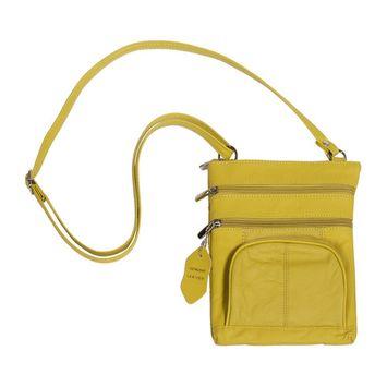 Gravity Travels Mini Weekender Genuine Leather Bag