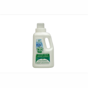 Charlie's Soap Fragrance Free Laundry Liquid detergent 40 Loads FE