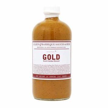 Lillie's Q Barbeque Sauce-Carolina Gold