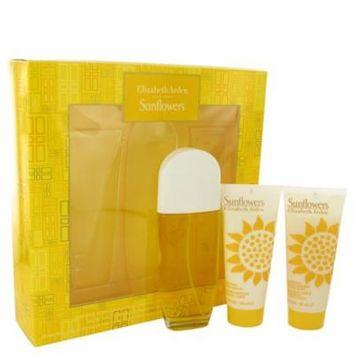 SUNFLOWERS by Elizabeth Arden - Gift Set -- 3.3 oz Eau De Toilette Spray + 3.3 oz