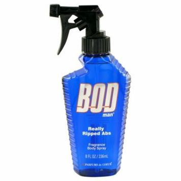Bod Man Really Ripped Abs by Parfums De Coeur - Fragrance Body Spray 8 oz