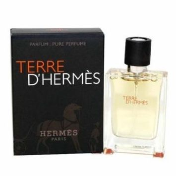 Terre D' Hermes Parfum for Men 0.42 Oz Pure Parfum Spray